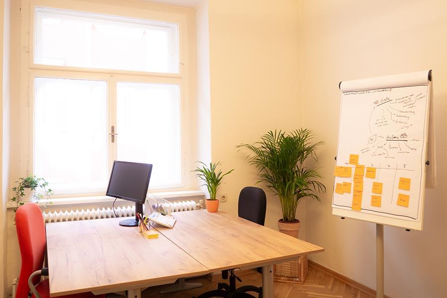 Dein eigenes Büro im Firgun Coworking-Space!